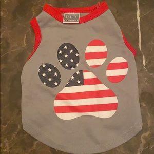 Other - American Flag Doggie Wear!